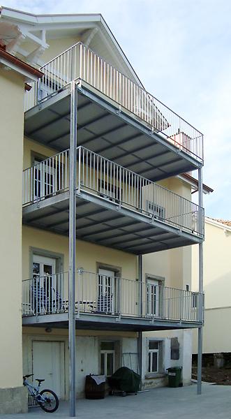 balkone metallwelt gmbh. Black Bedroom Furniture Sets. Home Design Ideas