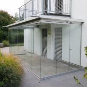 Dreh-Schiebefenster EFH Kreuzlingen